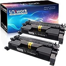 Uniwork Compatible Toner Cartridge Replacement for HP 26A CF226A 26X CF226X use for Laserjet Pro M402dn M402dw M402n, Laserjet Pro MFP M426fdw M426fdn M426dw Printer (2 Black)