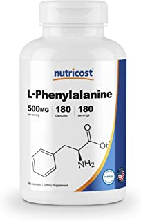 solgar dlpa dl phenylalanine