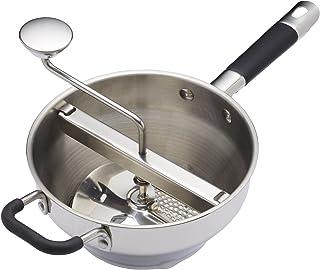 Kitchen Craft MasterClass högpresterande passeringskvarn och puréberedare, handmixer, potatismasher, barnmat och såsbereda...