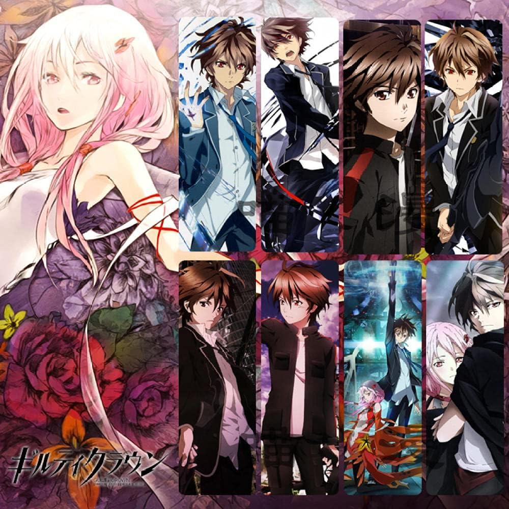 Max 55% OFF Anime Guilty Crown Ouma Shu Max 42% OFF Yuzuriha Shinom GAI Inori Tsutsugami