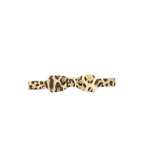 Dolce & Gabbana Leopard Bowtie