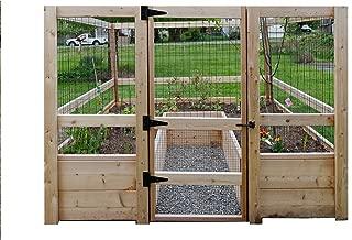 Deer-Proof Just Add Lumber Vegetable Garden Kit - 8'x8'