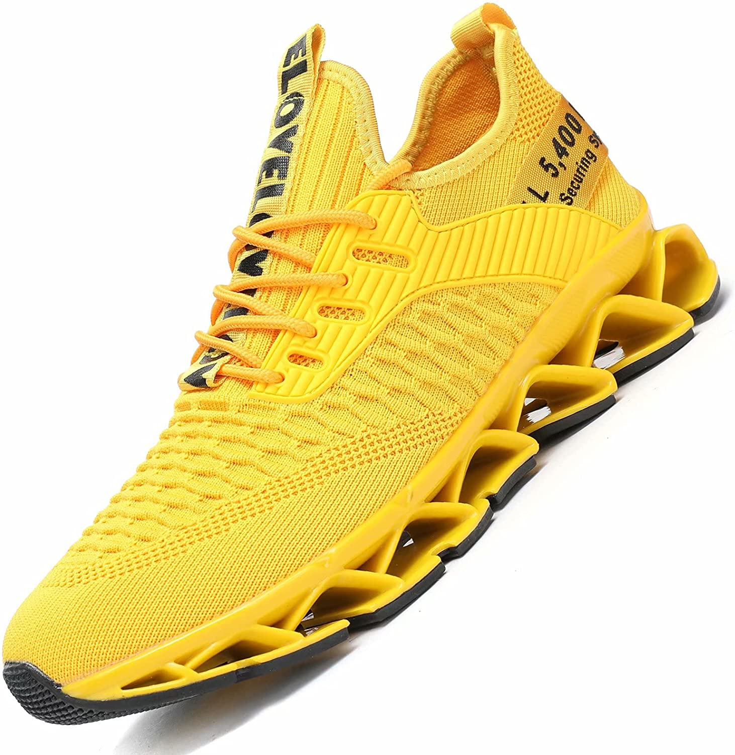 Chopben Men's Max 87% OFF Running Shoes Now on sale Blade Sneakers Fashion Brea Non Slip