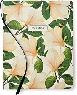 Magnolia Flowers Journal