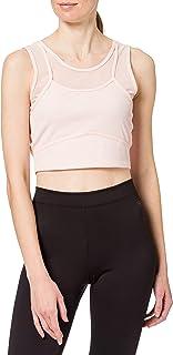 PUMA Studio Layered Crop Top Camiseta De Tirantes Mujer