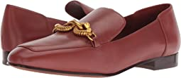 e9aee217425 Dark Sienna. 30. Tory Burch. Jessa Loafer