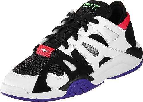 Adidas DiPour des hommesion Lo Chaussures Core noir FTWR blanc