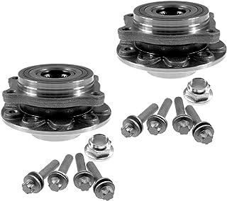2x Radnabe Radlager Schrauben Vorderachse beidseitig mit integriertem magnetischen Sensorring