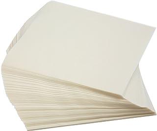Norpro Papel de Cera Cuadrados, 250 Unidades, Blanco
