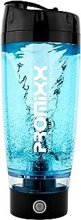 [プロミックス オリジナルボルテックスミキサー] PROMiXX The Original Vortex Mixing Bottle Protein shaker Black 600 ML [並行輸入品]