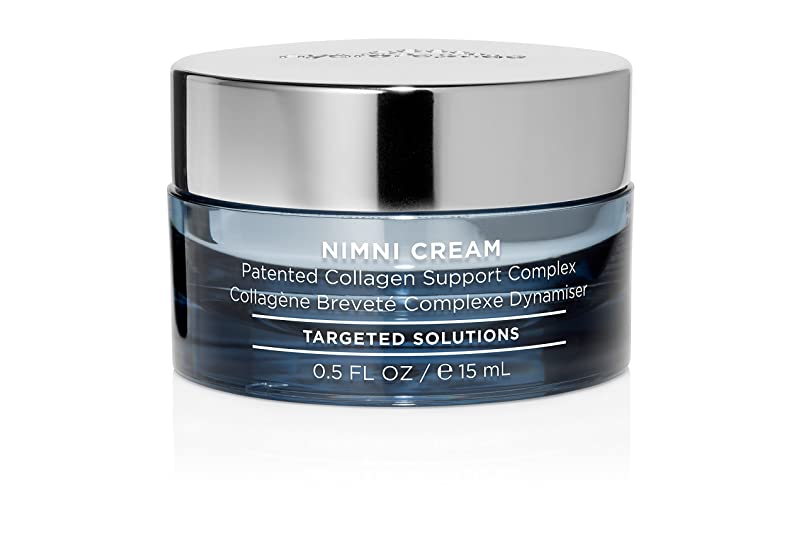 溝も人種ハイドロペプチド Nimni Cream Patented Collagen Support Complex 15ml/0.5oz並行輸入品