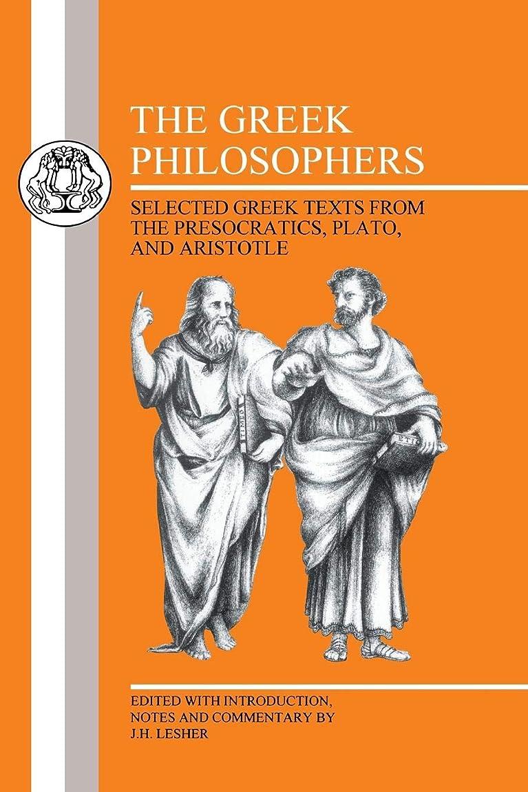 絶対にいつでも郵便屋さんGreek Philosophers (Bcp Greek Texts)