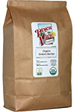 Organic Einkorn Wheat Berries - 3lbs