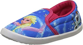 Disney Bubblegummer Boy's Bill Blue Indian Shoes - 3 Kids UK/India (20 EU)(1619221)