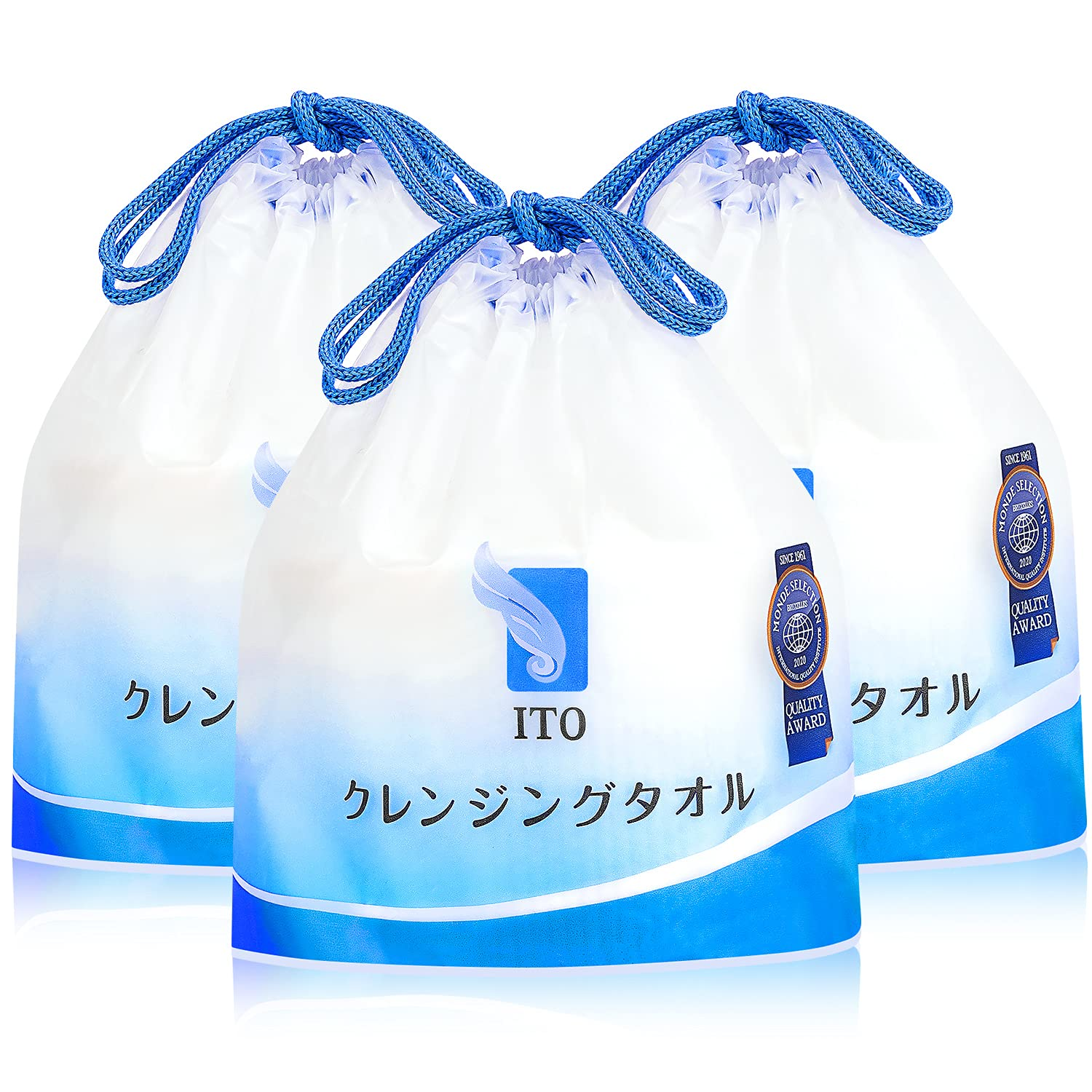 ITO Disposable Face Towel 240 Biodegradable Count Now free shipping Facial Limited time cheap sale Tissue