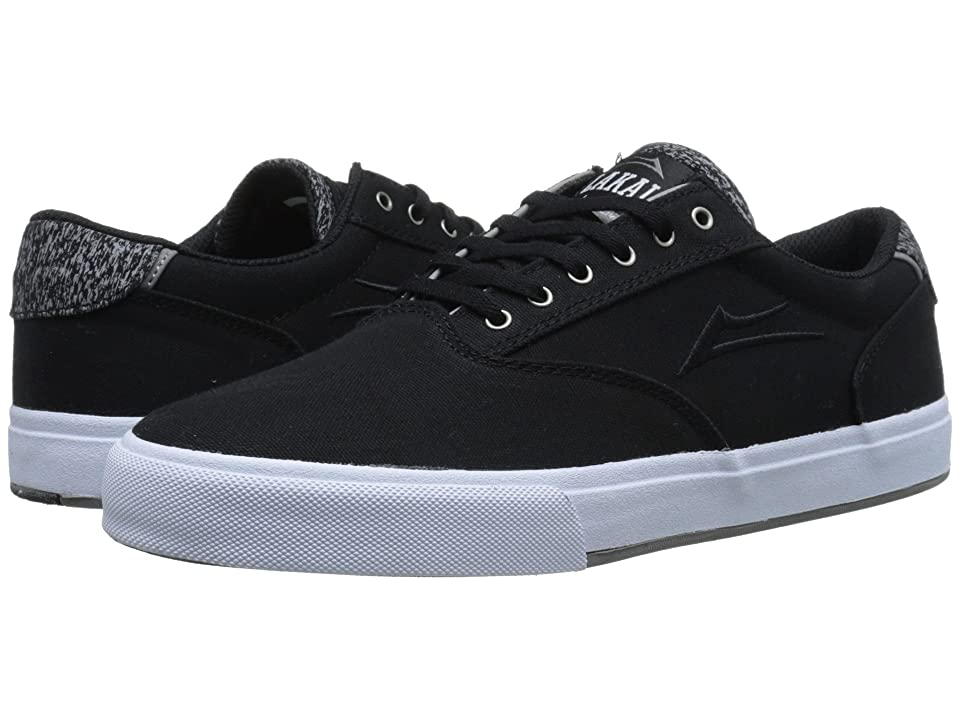 Lakai GuyMar (Black Canvas) Men