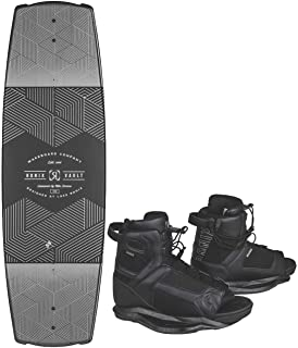 Ronix Vault Wakeboard Package w/Divide Boots (2019)