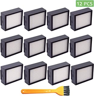 9 Pack Filter For iRobot Roomba i7 E5 E6  Replacement Parts Accessories