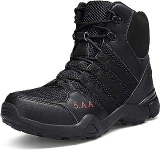 PULUSI Tac Force Chaussures tactiques imperméables pour homme