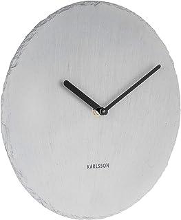 Personnalisé effet marbre en bois de Cuisine Horloge murale-Nouveau Maison Cadeau Mariage