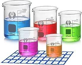 Best beaker glass 10 ml Reviews