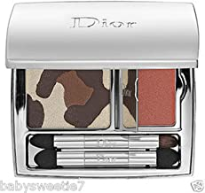 Dior Golden Jungle Radiant Panther Eyeshadows & Lip Gloss 002 Golden Browns