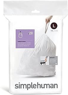 Best trash bag size l Reviews