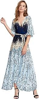 Best breeze boho chiffon dress Reviews