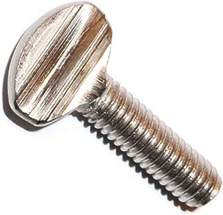 Piece-5 1//4 Hard-to-Find Fastener 014973211134 Tee Thumb Screws Knobs