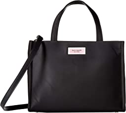 b6eda42d8dfd Black. 32. Kate Spade New York. Sam Nylon Medium Satchel.  159.99MSRP    198.00