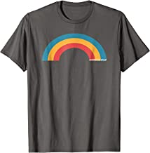 Mens Rainbow Dad Tee Shirt (for dads after loss of baby)