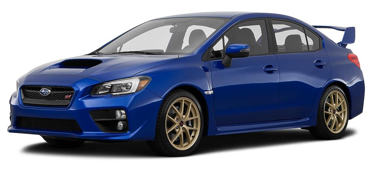Amazon 2015 Subaru Wrx Sti Reviews Images And Specs Vehicles