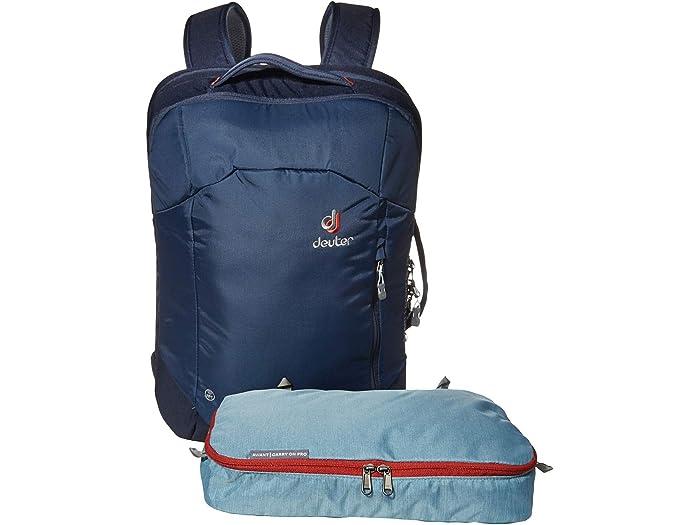 Deuter Aviant Carry-on Pro 36 Midnight/navy Backpacks