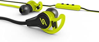 SMS Audio SMS-EB-SPRT-YLW STREET by 50 In-Ear Wired Sport- Yellow