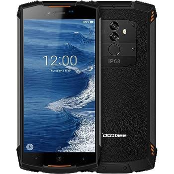 Movil Resistente DOOGEE S55 Smartphone Al Aire Libre Robusto 4G ...