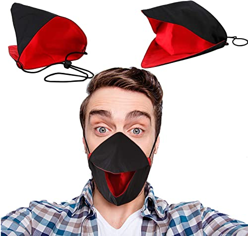 new arrival Funny Mask for high quality Men, Creative Bird Beak Costume, Holiday Mouth Decoration, wholesale Reusable Protective Mask, Creative Beak Mask Red sale