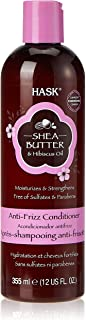 Hask Shea Butter & Hibiscus Oil Conditioner 355 ml