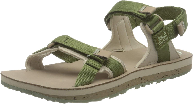 Jack Wolfskin Women's Outfresh New life Deluxe W Sandal Walking Shoe Under blast sales