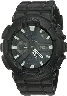 Casio G-Shock Analog-Digital Black Dial Men's Watch - GA-110BT-1ADR (G810)