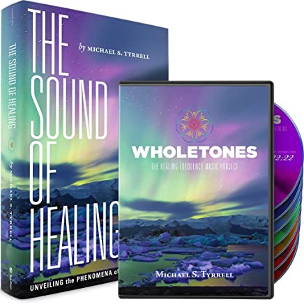 Wholetones: The Healing Frequency Music Project - Book and CD Set