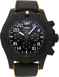 Breitling Avenger Mechanical (Automatic) Black Dial Mens Watch XB1210E4/BE89 (Certified Pre-Owned)