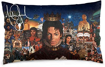 Scroll sport Funda de Almohada Throw Pillow Cover 20x30 Funda de Almohada con Cremallera Dos Lados Imagen Impresa Algodón Suave Cómodo(MJ-1)