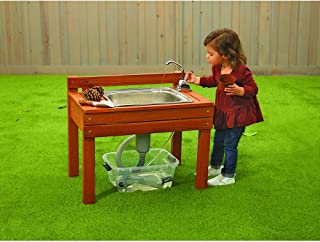 Excellerations Outdoor Toddler Mud Kitchen (Item # MINIMUD)