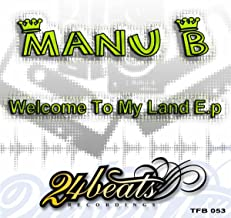 Welcome To My Land E.p