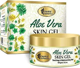 Oriental Botanics Aloe Vera Skin Gel With Almond & Wheatgerm Oil 100 Grams