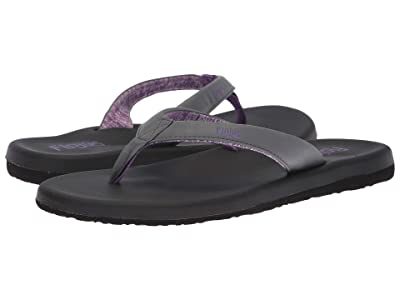 Flojos Jersey (Charcoal/Purple) Women