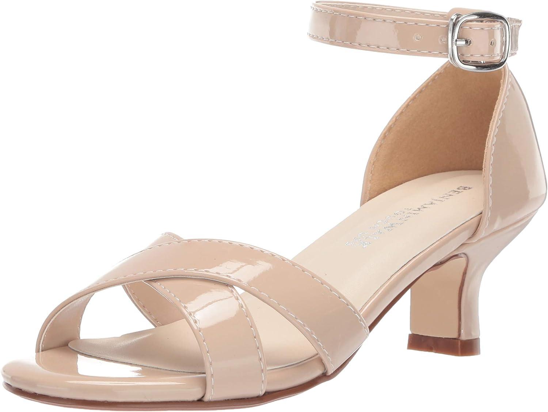 Touch Ups Unisex-Child Suzy Heeled Sandal