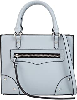 Call It Spring City Handbag for Women, Light Blue, DEROVINI-450
