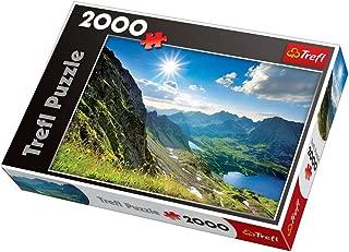 Trefl Piec Stawow Valley Slovakia Jigsaw Puzzle (2000 Piece)