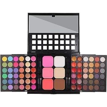 Pure Vie® 149 Colores Sombra De Ojos Corrector Rubor y Brillo de Labios Paleta de Maquillaje Cosmética - Perfecto para Sso Profesional y Diario: Amazon.es: Belleza